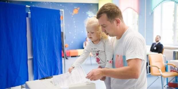 Собянин представил свою команду на выборах в Государственную Думу