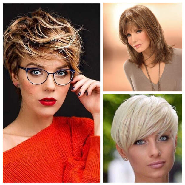 4 ошибки при выборе причёски, исправляем и выглядим моложе.