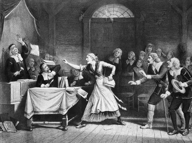 Одержимые дьяволом или жертвы безумной толпы: настоящая история «салемских ведьм»