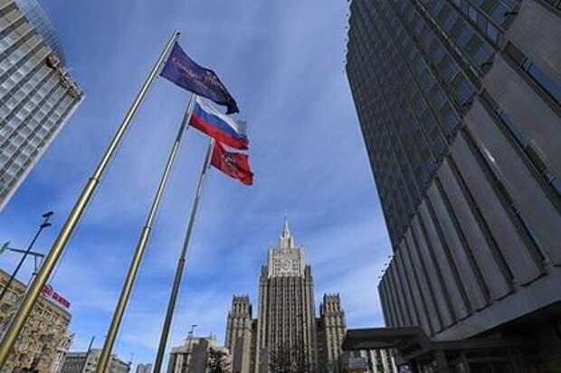 В России отреагировали на заявление США о восстановлении санкций против Ирана
