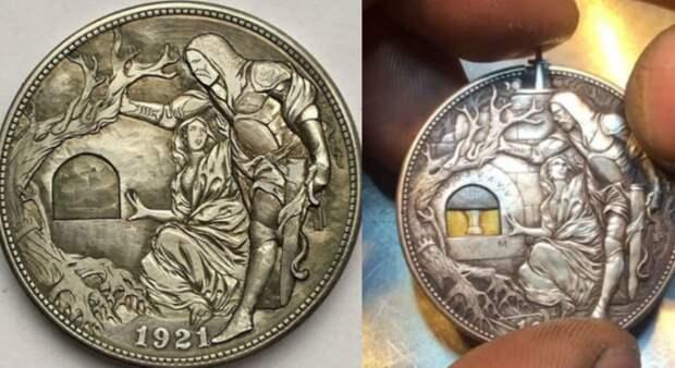 Монеты ловушки и головоломки