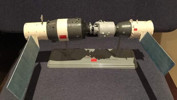 Новая китайская космическая станция вместо МКС?