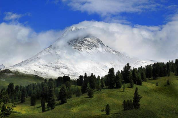 Гора Урусвати