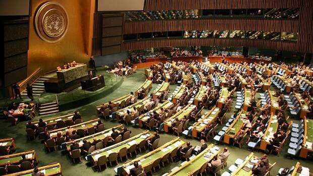 МИДРФ: РезолюцияГА ООН поПриднестровью— рекламно-пропагандистский ход