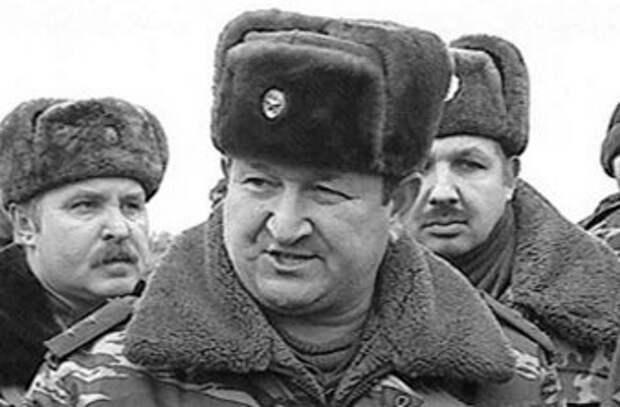 «Батя»: за что солдаты так называли генерала Трошева