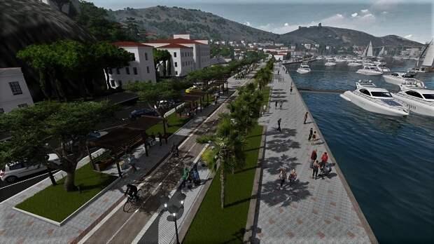 Проект яхт-стоянки в Балаклаве раскритиковали в Союзе архитекторов Севастополя