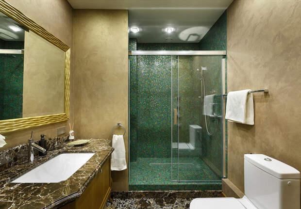 Современный Ванная комната by Victoria Grace Interior Design