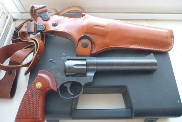Револьверы серии «Гроза»: виды, основные характеристики и особенности