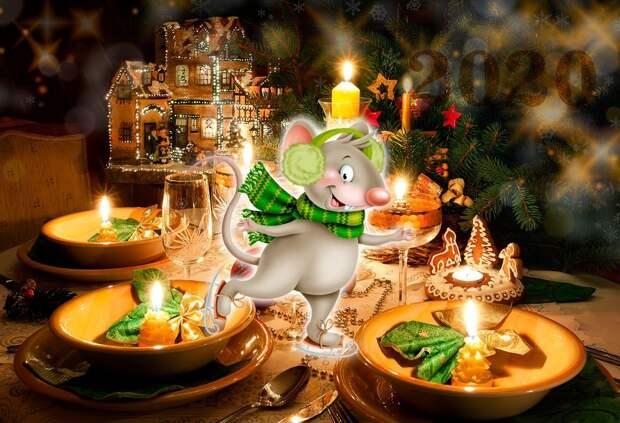 Подборка самых лучших блюд для новогоднего стола