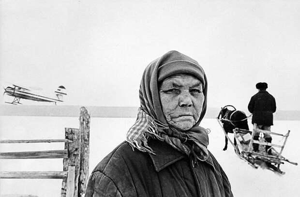 И все-таки - советские колхозники без пенсий
