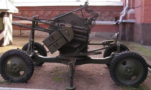 Крупнокалиберный пулемет Владимирова: боевая история