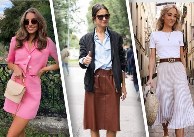 7 моделей юбок, в которые действительно стоит вложиться весной и летом 2021