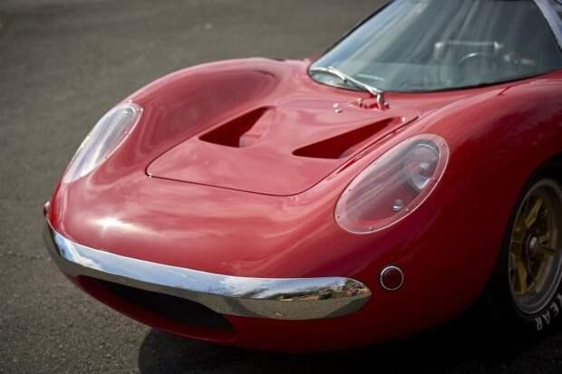 Одинокая звезда: Shelby Lone Star 1967 года Shelby Lone Star, shelby, авто, автодизайн, концепт-кар, олдтаймер, прототип