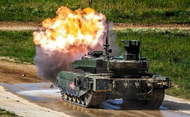 Большое преимущество в бою: как польские СМИ отзываются о танках России