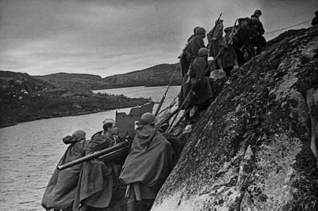 Муста-Тунтури — место, где немецкие войска так и не смогли пересечь границу СССР (4 фото)