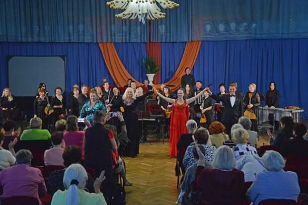 Ветераны Севастополя получили удовольствие (ФОТО)