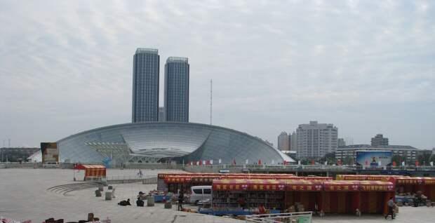 ТУРИЗМ. Тяньцзинь (Tianjin), Китай
