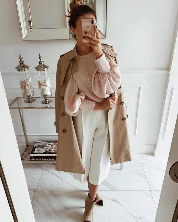 Базовый гардероб осени 2019 фото 26