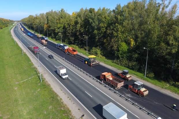 Стали известны подробности строительства скоростной трассы М-12