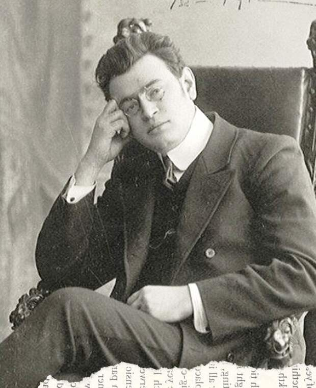 Аркадий Аверченко. Знаток женского сердца