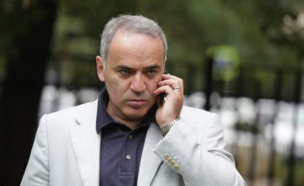 Каспаров знает, как поставить на колени Кремль
