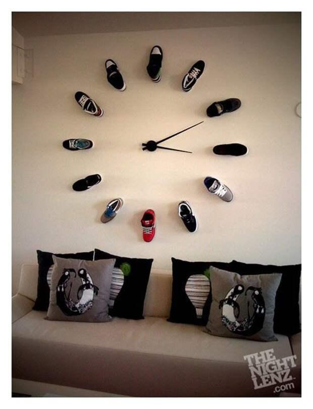Креативные часы (подборка)