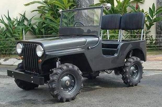 Willys MB авто, игрушка, копия, миниавтомобиль, моделизм, модель, самоделка, своими руками