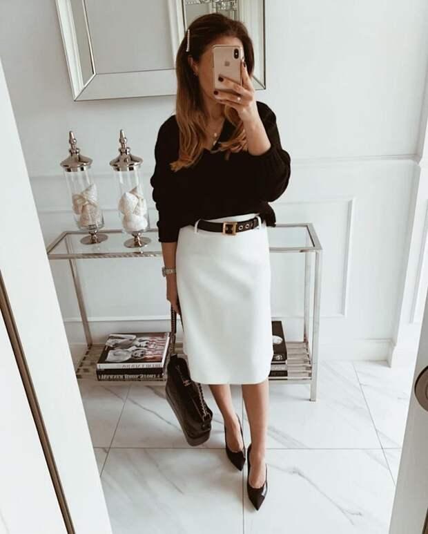 Базовый гардероб осени 2019 фото 27