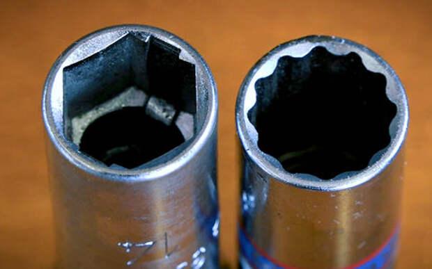 Какой инструмент для замены свечей лучше не использовать? Видео