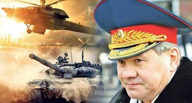 ВС России признали одними из сильнейших армий мира