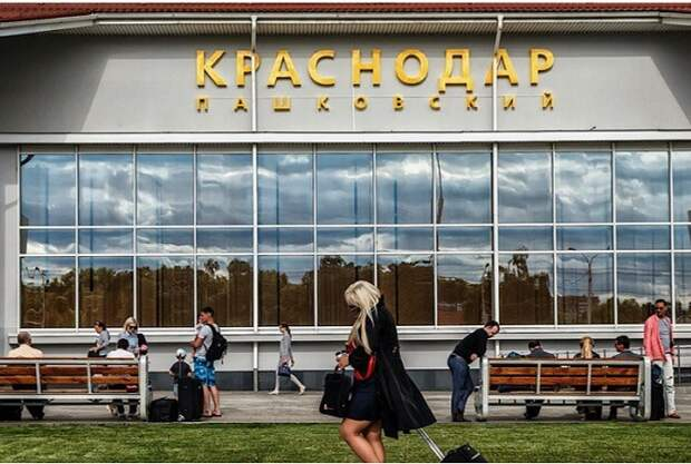 Автобусы свяжут аэропорт Краснодара с курортами Кубани