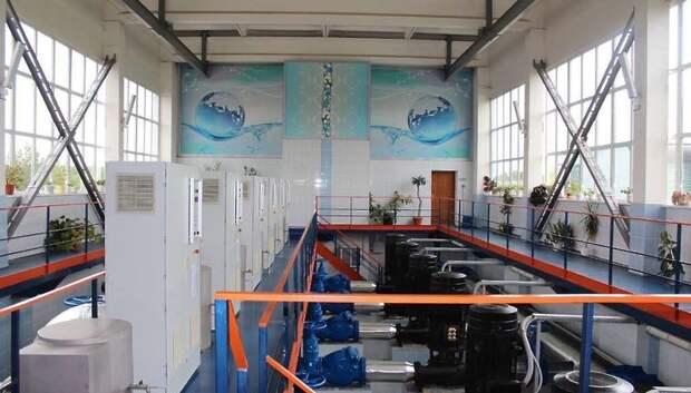Водоснабжение восстановили в 4 микрорайонах Подольска после аварии