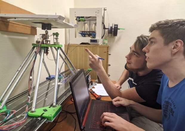 Инженеры МЭИ проектируют суперпринтер для печати самолетов и ветряков