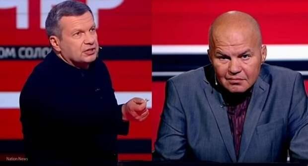 Соловьев назвал причину, из-за которой навсегда запретил Ковтуну участвовать в передаче