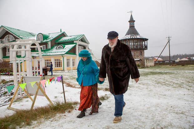 Как британский бизнесмен Джон Кописки стал русским фермером