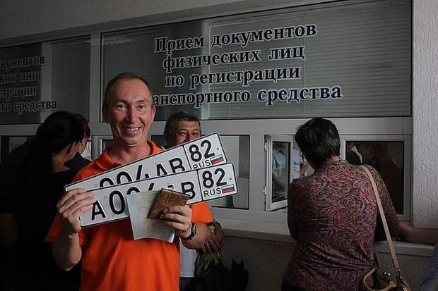 В Симферополе живут 500 тысяч человек, а машин зарегистрировано 340 тысяч, и большая часть этих машин куплена после 2014 года Фото: Алексей ГАЙДУКОВ