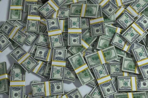 Россия увеличила вложения в гособлигации США