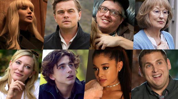 Леонардо ДиКаприо, Мерил Стрип и Тимоти Шаламе присоединились к комедии Адама Маккея «Не смотри вверх»
