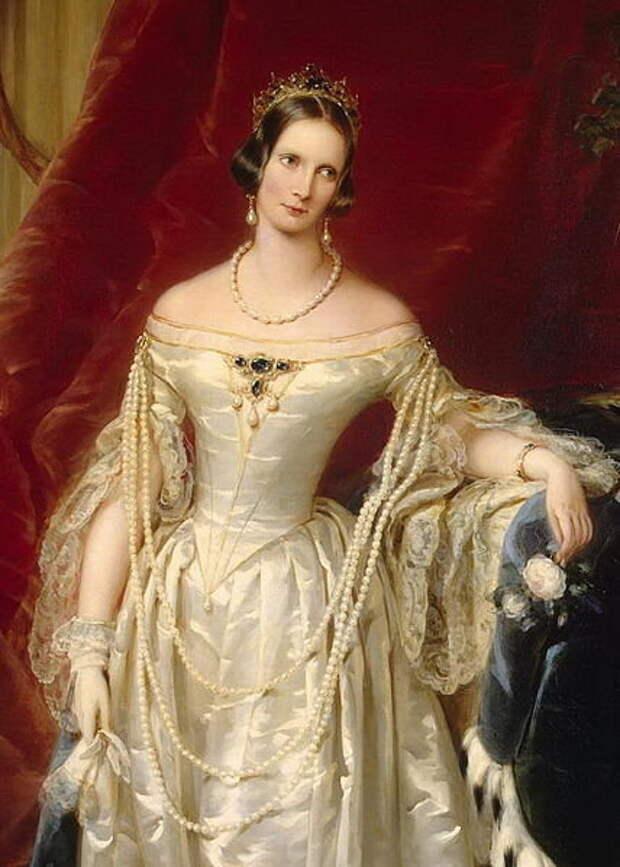 Имя до принятия православия: Фридерика Шарлотта Вильгельмина, принцесса Прусская