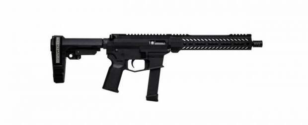 MDP-9: пистолет-пулемёт на основе AR-15