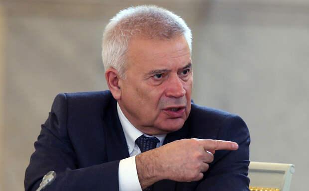 Алекперов: все НПЗ «Лукойла» в ЕС работают только на нефти из России