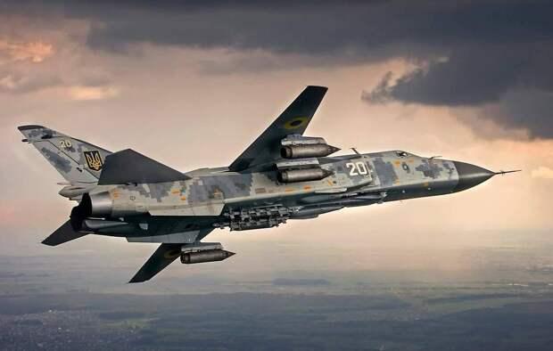 Самолёты ВСУ впервые за 20 лет дозаправились в воздухе (ВИДЕО)