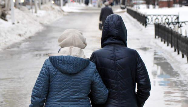 Дождь, гололед и до плюс 2 градусов ожидается в Подольске в воскресенье