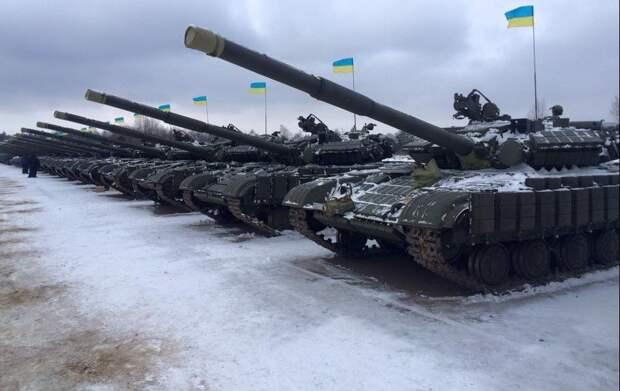 На что рассчитывает Украина, готовя блицкриг на Донбассе