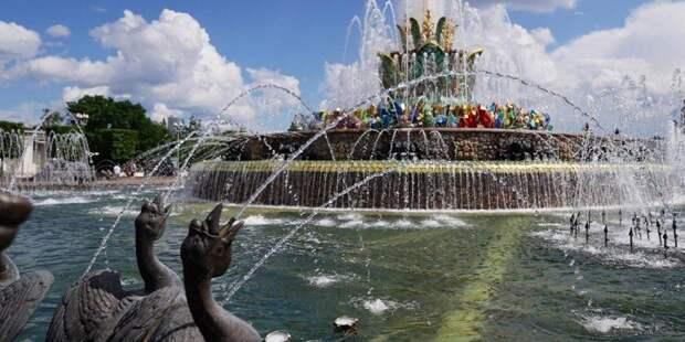 Сергунина: Москвичи определят любимые площадки на ВДНХ. Фото: Е.Самарин, mos.ru