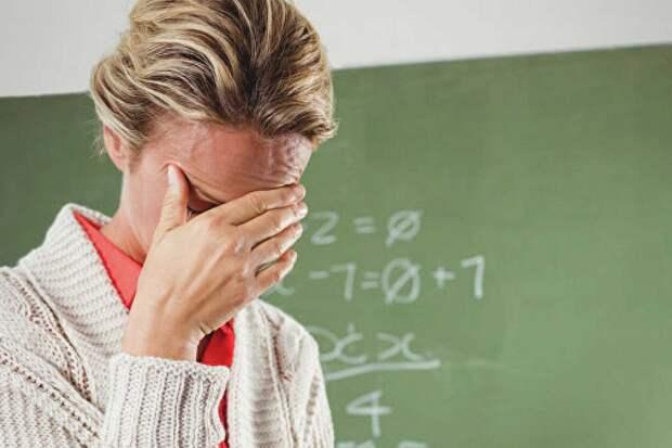 Идет охота на учителей… Настоящие педагоги не признают мову