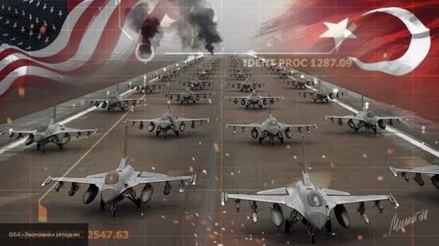 Власти США могут лишить Турцию членства в НАТО