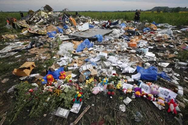 Показания новых свидетелей по делу MH17 в дребезги разбивает версию следствия
