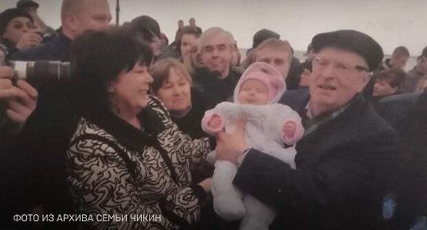 Девочка из Севастополя просит Деда Мороза о гражданстве РФ