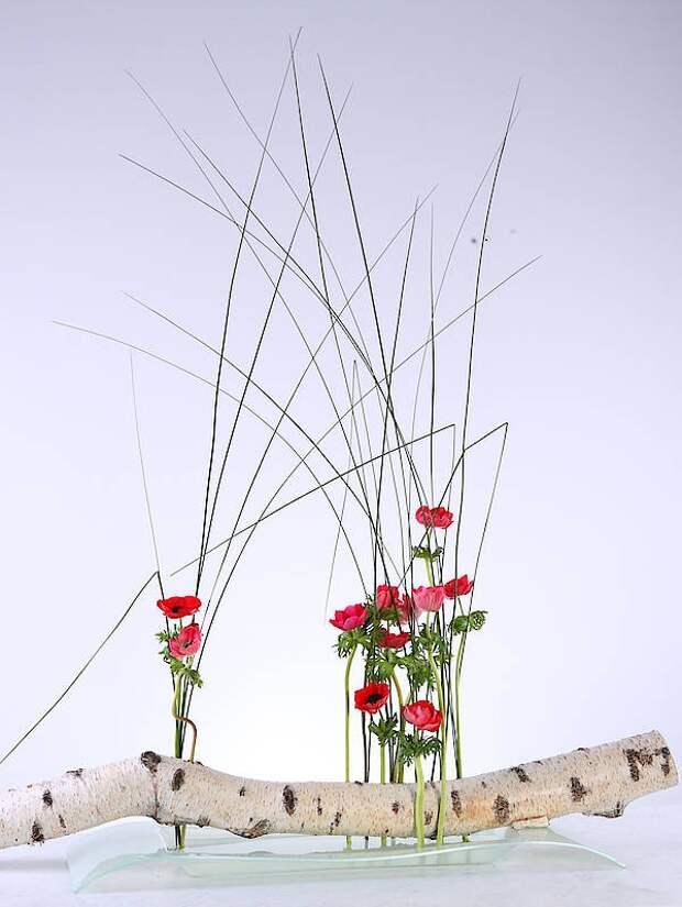 Икебаны (подборка)